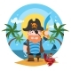 Pirate - GraphicRiver Item for Sale