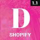 Dresses - Responsive, Drap & Drop Shopify Theme - ThemeForest Item for Sale