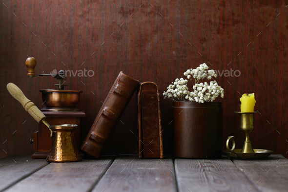 Background for Man Cabinet Room - Stock Photo - Images