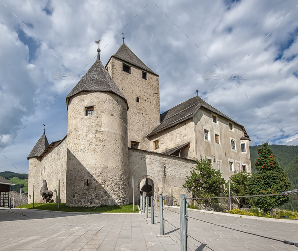 Castle - Stock Photo - Images