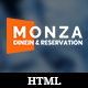 Monza - Single Hotel HTML Template - ThemeForest Item for Sale