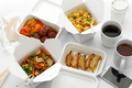 take out chinese food and smartphone - PhotoDune Item for Sale