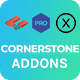 Addons for Cornerstone (X and Pro Theme) - CodeCanyon Item for Sale