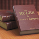 Rules an regulations books with official instructions and direct - PhotoDune Item for Sale