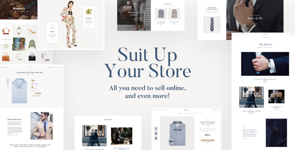 5th Avenue - WooCommerce WordPress Theme