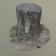 stump1 - 3DOcean Item for Sale