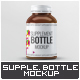 Supplement Bottle Mock-Up - GraphicRiver Item for Sale