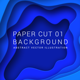 Papercut Background - GraphicRiver Item for Sale