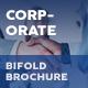 Corporate Bifold / Halffold Brochure 6 - GraphicRiver Item for Sale