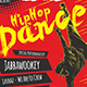 Hip Hop Dance Flyer Template - GraphicRiver Item for Sale