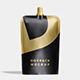 Glossy Doypack Pouch mockup - GraphicRiver Item for Sale
