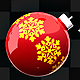 Christmas Gift Falling  - VideoHive Item for Sale