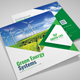 Green Energy Square Trifold Brochure - GraphicRiver Item for Sale