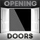 Opening Doors Ver.1 - VideoHive Item for Sale
