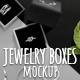 Jewelry Boxes Mockup
