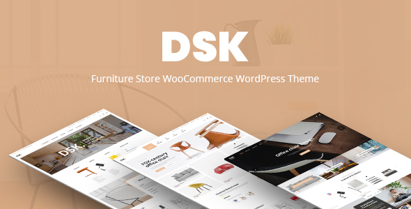 Image of DSK - Furniture Store WooCommerce WordPress Theme
