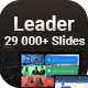 Leader Powerpoint Presentation Template