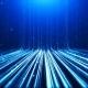 Digital Information Flow Background - VideoHive Item for Sale