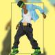 Energetic Hip-Hop Style