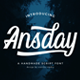Ansday Script - GraphicRiver Item for Sale