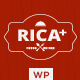 Rica Plus - A Delicious Restaurant, Cafe & Pub WP Theme - ThemeForest Item for Sale