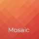 Pixel Mosaic Backgrounds - GraphicRiver Item for Sale