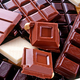 Variety of different slab chocolate - PhotoDune Item for Sale