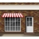 Brick Store or Boutique Front Facade