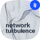 Network Turbulence Brushes