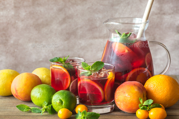 Sangria - Stock Photo - Images