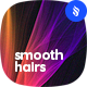 Smooth Hair Flow Photoshop Brushes - GraphicRiver Item for Sale