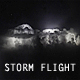 Night Thunderstorm Flight - VideoHive Item for Sale