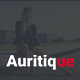 Auritique - Responsive eCommerce PSD Template