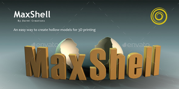 MaxShell - 3DOcean Item for Sale