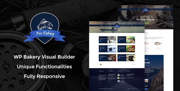 Alvaro – Hobby Multipurpose WordPress Theme