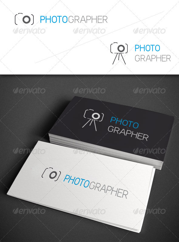 Photographer Logo - Symbols Logo Templates