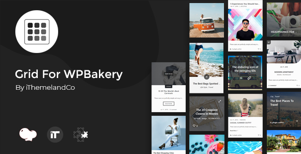 Grid For WPBakery Page Builder (Visual Composer)            Nulled