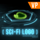 Sci-fi Logo - Intro Logo / Logo Reveal - VideoHive Item for Sale