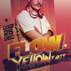 Flow In Yellow Flyer Party - GraphicRiver Item for Sale
