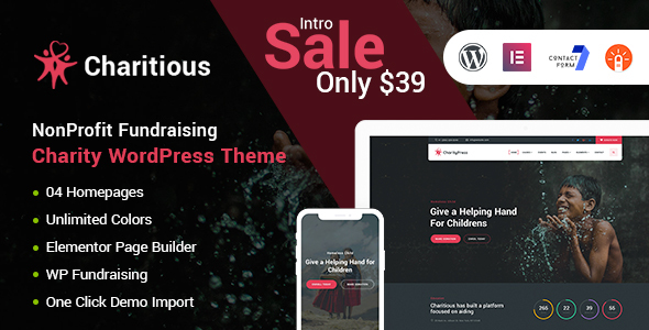 Top 30+ Charity WordPress Themes in [sigma_current_year] 13