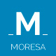Moresa - Creative agency - ThemeForest Item for Sale