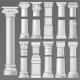 Ancient Column Vectors