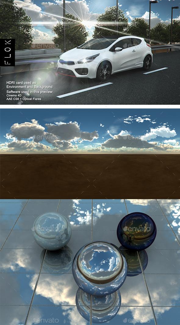 Desert 5 - 3DOcean Item for Sale