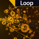 Bitcoin Flow Golden - VideoHive Item for Sale