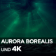 Aurora Borealis Background 4K - VideoHive Item for Sale