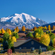 Residential neighborhood in Colorado at autumn - PhotoDune Item for Sale