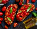 Homemade Italian Bruschetta - PhotoDune Item for Sale