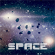 Space Travel Through Asteroids Field - VideoHive Item for Sale