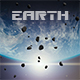 Asteroids on Earth Orbit - VideoHive Item for Sale