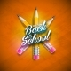 Back To School Design with Graphite Pencils - GraphicRiver Item for Sale